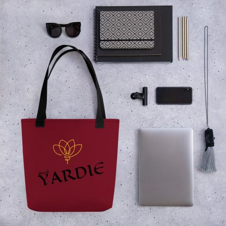 Yardie Ladies' Tote Bag