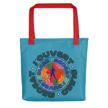 J'ouvert Repeat Tote Bag