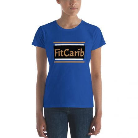 FitCarib Women's Short Sleeve T-Shirt