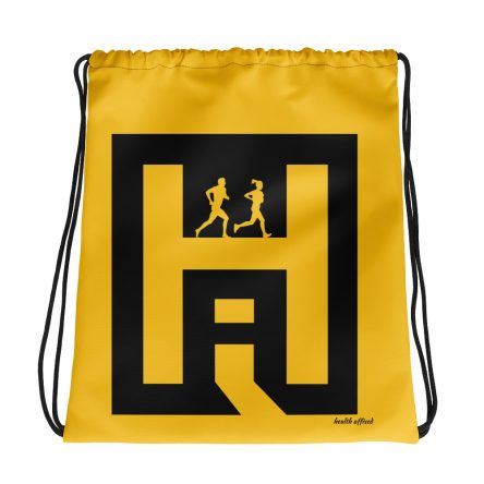 Runners' Drawstring Bag