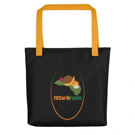 Back to Market Tote Bag