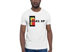 Level Up Men's Short-Sleeve T-Shirt