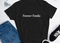 Forever Foodie Women's Short Sleeve T-Shirt